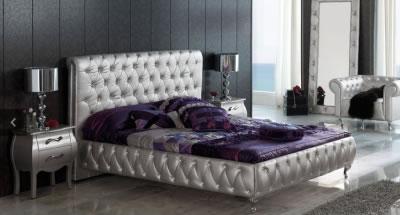 La cama moderna