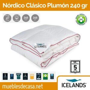 nordico plumon icelands