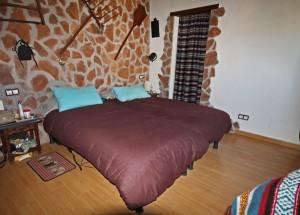 Dormitorio de un cliente