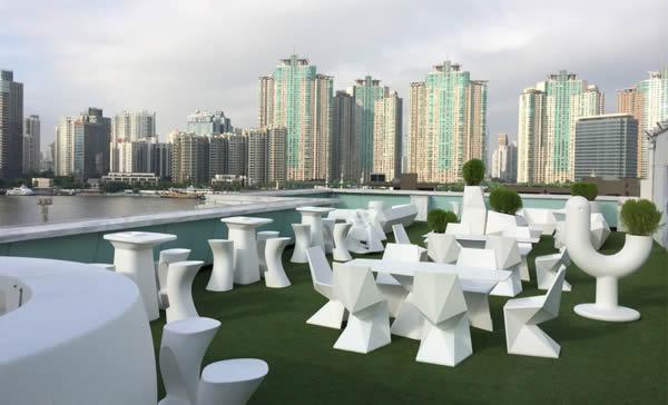 VONDOM para Profesionales luxury-living-shanghai