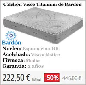 Colchones Baratos Titanium