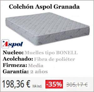 Colchones baratos Granada