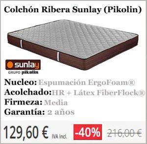 Colchones baratos Ribera
