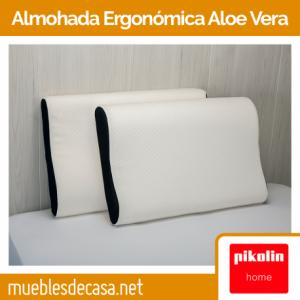 Almohada Ergonómica de Pikolin Home
