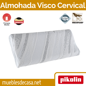 Almohada Cervical Visco de Pikolin