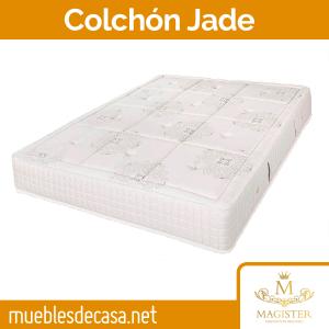 Colchón micromuelles ensacados y airsoft Jade de Magister Colchones baratos en Madrid