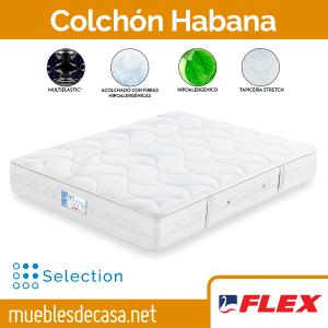 Colchón Habana de Flex