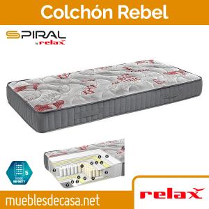 Colchón Relax Rebel - MueblesdeCasa.net