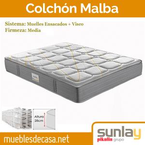 Colchón Sunlay Malba - MueblesCasa.net