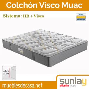 Colchón Sunlay Muac - MueblesdeCasa.net