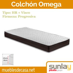 Colchón Sunlay Omega - MueblesdeCasa.net