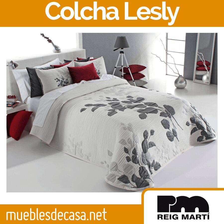 Colcha bouti modelo Lesly del fabricante reig Martí